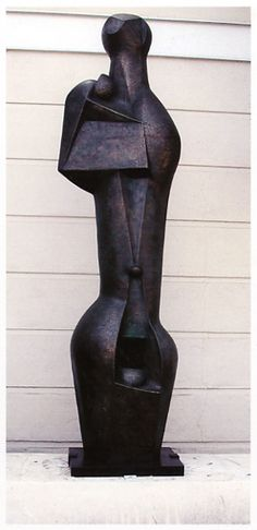 EDOARDO VILLA  (1915-2011) One of South Africa's foremost sculptors, Edoardo Villa was born in Italy and studied sculpture in Milan. After his release as a prisoner of war during World War II, he remained in South Africa to pursue his career as a sculptor