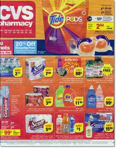 cvs ad for 9/16-9/22 is posted!