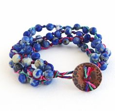 Fortuneteller's Bracelet   AllFreeJewelryMaking.com