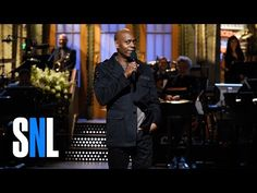 Watch Dave Chappelle's Powerful Opening Monologue on 'SNL' | Complex