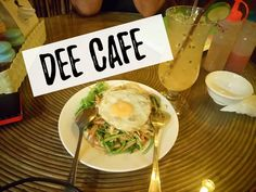 The food and drinks were nice. This cafe was situated near The Luxury Concept Hostel, Siem Reap, Cambodia.  Besides that the price was affordable for budget backpackers like us too. Check this out.