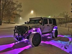 Need to do this to my Jeep. Although I think it might be illegal ♀️