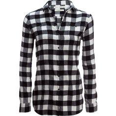 Woolrich Buffalo Check Boyfriend Shirt - Women's