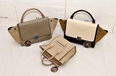 กระเป๋า Celine Trapeze & Nano ของใหม่พร้อมส่งค่ะ!! - Iris Shop