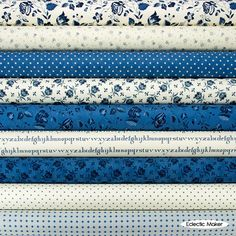 Minick & Simpson Fabric Pack Lexington in Blue Minick & Simpson Fabric Pack Lexington in Blue Moda fabric fat quarter bundle from Eclectic Maker [MS9FQLEXIN] : Patchwork, quilting and dressmaking fabric, patterns, haberdashery and notions from Fabric for Patchwork, Quilting and Dressmaking from Eclectic Maker