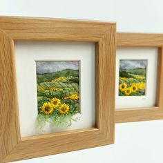 Felt Pictures, Textile Artists, Wool Felt, Miniatures, Textiles, Dance, Embroidery, Landscape, Floral