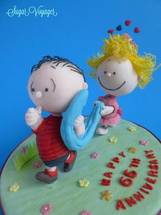 Happy 65th Anniversary for The Peanuts by sugar voyager