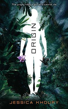 """My first interview in the series this week is with Jessica Khoury, author of ORIGIN. She describes the book in 5 words as """"Girl."""" Check out more here! Ya Books, Great Books, Books To Read, Science Fiction, Mystery Plays, Anaya, Thriller Books, Books For Teens, Science And Nature"""