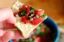 How To Make Pico de Gallo (Salsa Fresca) Cooking Lessons from The Kitchn   The Kitchn