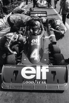 Tyrrell P34 - Fixing Promblem
