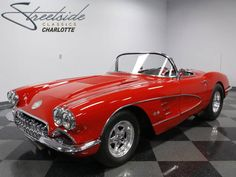 1958 Chevrolet Corvette for sale #1934559 - Hemmings Motor News