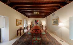 Museo Thyssen Sala Patronato Malaga