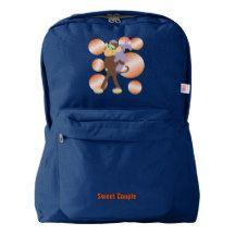 Sweet Couple Backpack