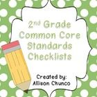 The first set includes both reading and math common core standards broken into the different domains to make it easier to read and locate for teach...