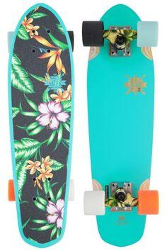 Blazer Island Blue Cruiser Skateboard by Globe