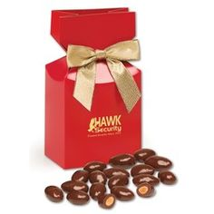 Looking for a last minute gourmet gift on a budget? These chocolate covered almonds are big on taste, light on the budget and ready in 3 days.