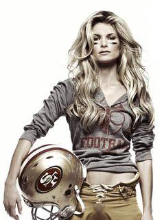 The 49ers finest fan.