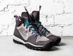 Nike ACG Lunar Incognito Mid. Too much boot for me.