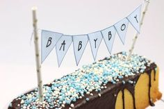 Baby Shower Treats, Baby Shower Presents, Baby Presents, Baby Shower Fun, Baby Shower Cakes, Baby Shower Parties, Baby Gifts, Baby Vans, Welcome Baby Boys