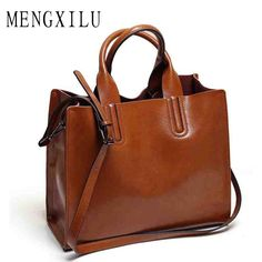 Cheap bolsos mujer, Buy Quality women leather bag directly from China handbags women famous brands Suppliers: Women Leather Bags Handbags Women Famous Brands Big Casual Women Bags Tote Spanish Brand Shoulder Bag Ladies Large Bolsos Mujer Sacs Design, Leather Handbags, Leather Bags, Pu Leather, Vintage Leather, Leather Crossbody, Crossbody Tote, Classic Leather, Leather Purses