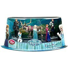 Disney Princess Deluxe 16-pc. Figure Set, Multi, Girls:Amazon:Toys & Games