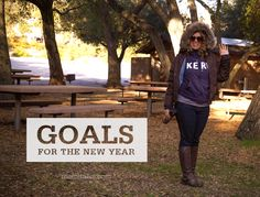 3 Goals for the New Year #goalsetting