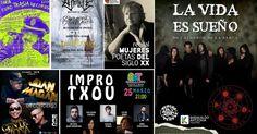 Agenda | 'La vida es sueño' + poetisas del siglo XX + humor + rock + Juan Magán y Gente de Zona