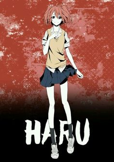 akuma_no_riddle ichinose_haru seifuku vice_(kuronekohadokoheiku) My Character, Character Design, Yuri, Cyberpunk, Riddle Story Of Devil, Manga Anime, Anime Art, Akuma No Riddle, Anime Angel