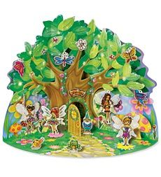 shrinky dinks fairy garden