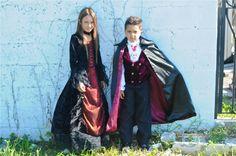 Kids Vampire Birthday Party