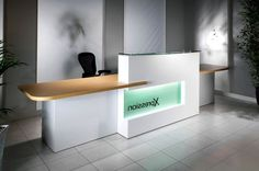 Office Front Desk Design