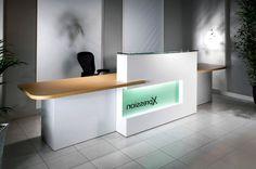 Office Front Desk Design