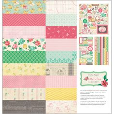 "Scrapbooking, Little Bo Peep Collection Kit 12""X12"""
