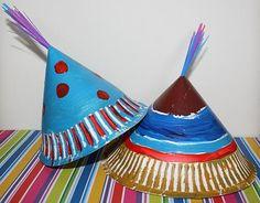 Faschings-Hüte basteln