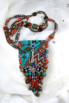 Bold, Beautiful and Gorgeous! - $460.00 : Rose Dakin Jewellery, Unique and Exquisite Beaded Jewellery