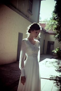 #Wedding Dresses by Flora #Bridal