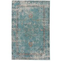Jaipur Contemporary Porcelain Rug (1,065 CAD) ❤ liked on Polyvore featuring home, rugs, contemporary rugs, contemporary modern area rugs, jaipur rugs, contemporary area rugs and modern contemporary rugs