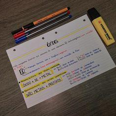 ✨Resumo de química sobre Óxidos✨ #studentlife #study #studygram #studying #quimica #oxidos #resumo