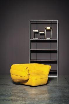 TACTILE Armchair Tactile Collection by BAXTER design Vincenzo De Cotiis