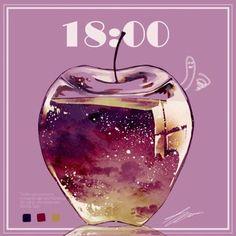 Cute Kawaii Drawings, Kawaii Art, Japon Illustration, Cute Illustration, Fantasy Drawings, Tea Art, Food Drawing, Cute Cartoon Wallpapers, Food Illustrations