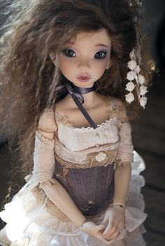 Noble Dolls Raspberry