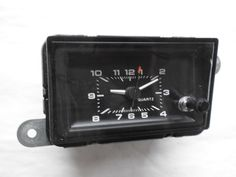 1984 Oldsmobile Clock - Serviced and Working with a 60 Day Guarantee + FREE Shipping!!! - $89.88