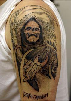 GrimRaper22 Tattoo
