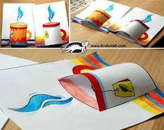 pastel boya çalışma ilkokul ile ilgili görsel sonucu