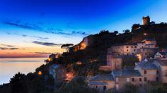 Nonza village by julien longo on 500px