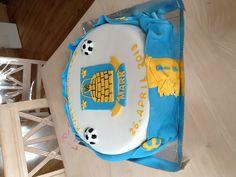 Brøndby fodbold kage