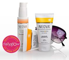 Smart sunscreen from NEOVA