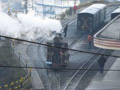 Знаменитая узкоколейка, Дарджилинг / Фото из Индии