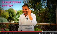 La mejor técnica para ligar. Video: http://blog-espanholito.blogspot.com.br/2013/05/la-mejor-tecnica-para-ligar.html