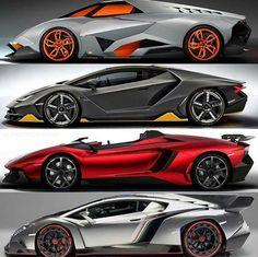 Lamborghini Hyper Cars.